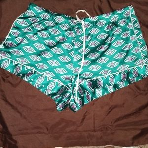 Victoria's secret sleeping shorts